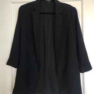 Express Black Blazer, Large